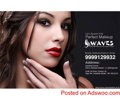 Bridal makeup studio in noida |+91-9999129932