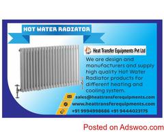 Radiators -Heat transfer Equipments