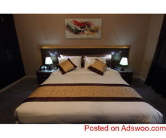 Home to Home Apartments- Furnished 2BHK for rent in Tecom, Dubai