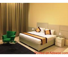 Village 33- Villa in Al BArsha- Furnished  and Spacious 4BHK - Vacation Homes, Dubai