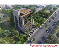 Commercial office space in Ahmedabad by hrspaces