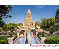 Travel Agency for Bodh Gaya Tour from Kolkata