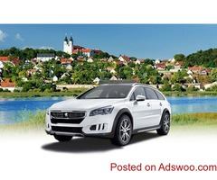 Business class cars for rent in Vienna