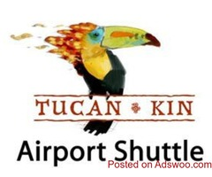 Cancun Airport Transfers - Tucan Kin