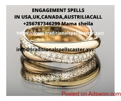 ENGAGEMENT SPELLS IN MALTA, ICELAND CALL +256787346299 Mama sheila