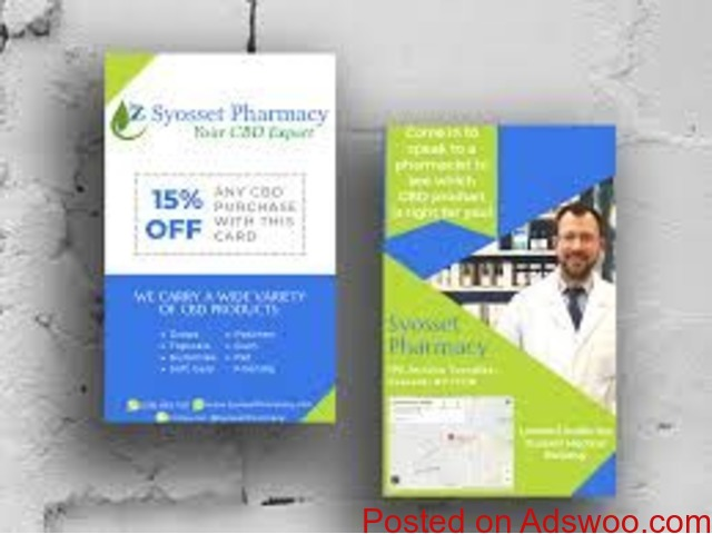 Leader in retail Pharmacy Syosset - 2/2