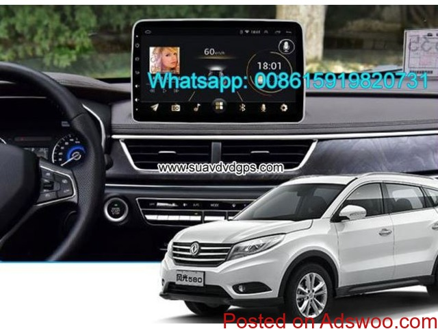DFSK Glory 580 2019-2020 Car radio android wifi GPS camera - 2/3