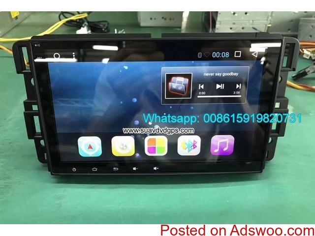 Hummer H2 Car Audio Radio Android GPS Navigation Camera - 2/4