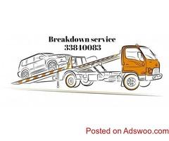 Car breakdown Recovery service Qatar