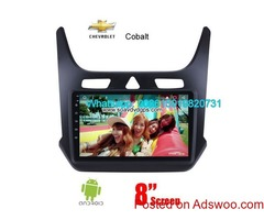 Chevrolet Cobalt Car Parts Radio Android WIFI GPS Camera
