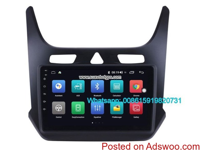Chevrolet Cobalt Car Parts Radio Android WIFI GPS Camera - 4/4