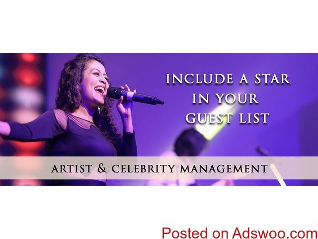 Artist management in India - CTM - 2/4