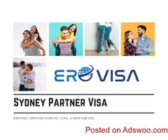 Partner Visa for Sydney | EroVisa