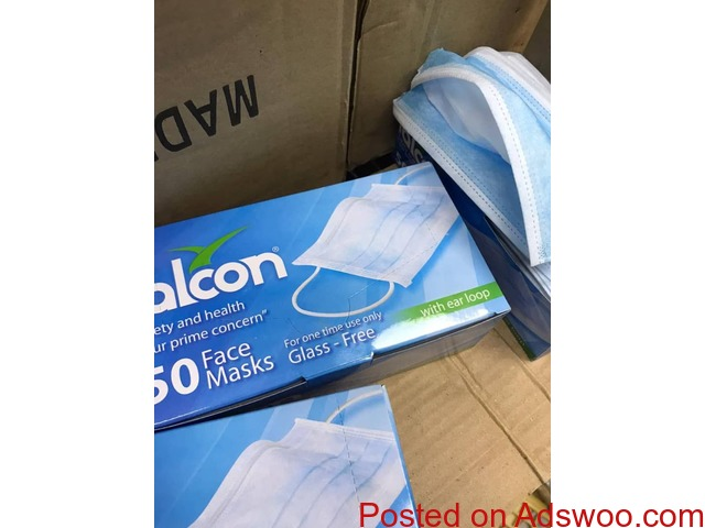 Delivery of Face mask online, How to buy FFP1 Valved Dust Mask - 1/1