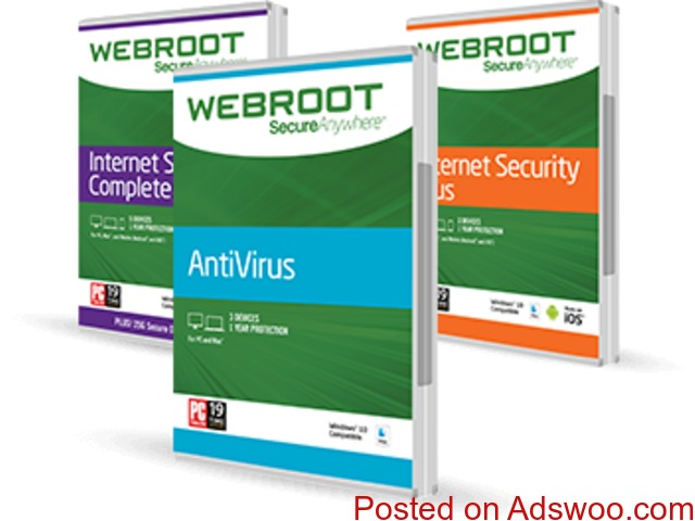 Webroot.com/safe - Best Advantages of Using Webroot Safe Subscription - 1/1