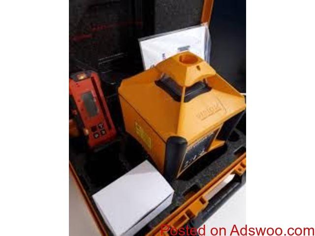 Gps Survey Equipment - 1/4