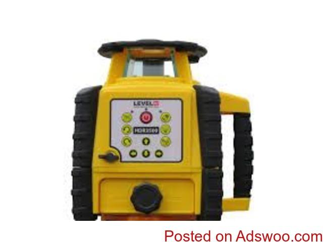 Gps Survey Equipment - 3/4