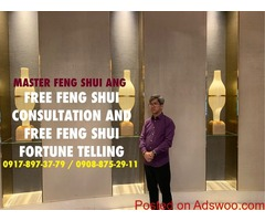 ANGGAPUZ FENG SHUI - PUSH AWAY BAD LUCK FREE CONSULTATION