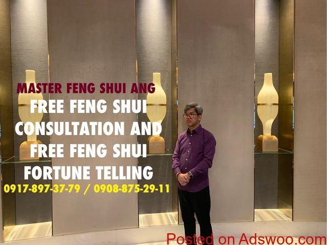 ANGGAPUZ FENG SHUI - PUSH AWAY BAD LUCK FREE CONSULTATION - 2/2