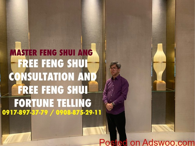 FREE FORTUNE TELLING BY MASTER ANG - 1/2