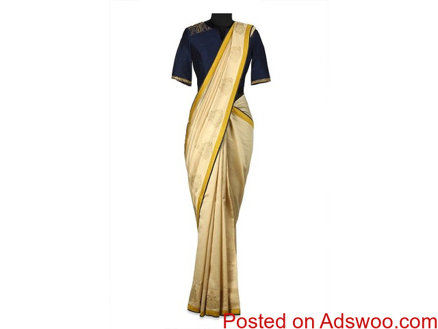 Get Designer Sarees From TheHLabel For Any Occasion! - 1/1