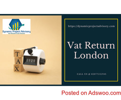 Quality VAT Return Services In London | Call @ 02077151945