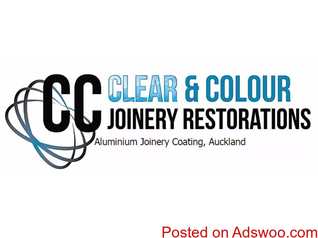 Commercial Aluminium Joinery Painting Auckland - 1/4