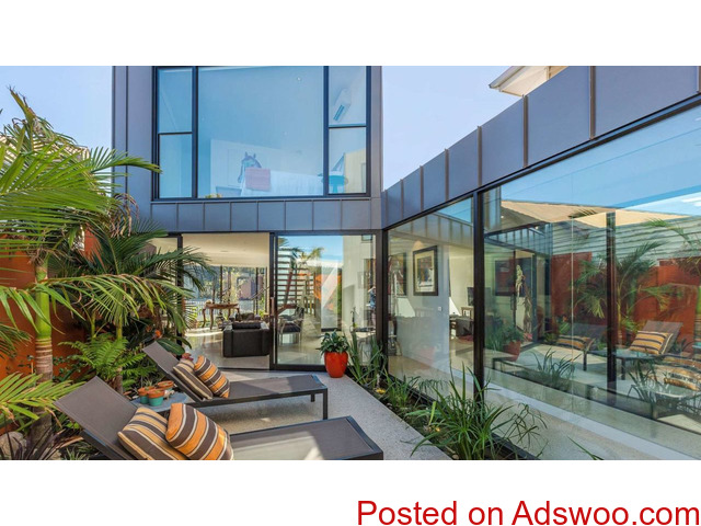 Commercial Aluminium Joinery Painting Auckland - 2/4