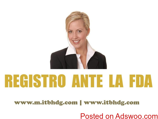 Registro FDA - 1/1