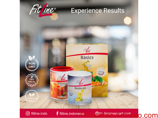 FitLine® – An optimized nutrition solution concept - 1/1
