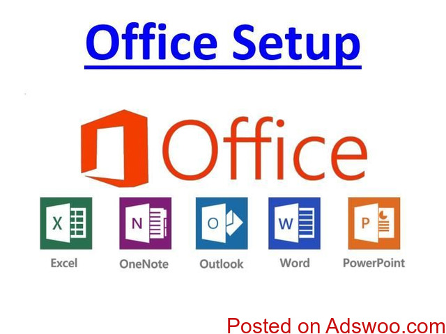 "Office.com/setup - Perform ""office.com/setup"" Process - 1/1"