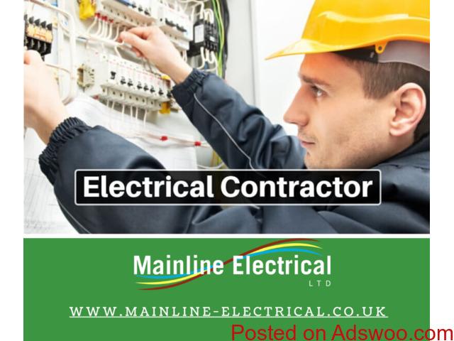 Electrical Contractors   Mainline Electrical Contractors - 1/1