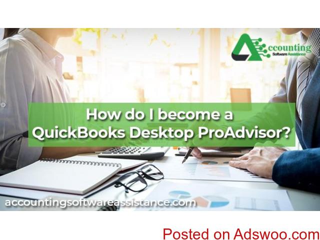 Quickbooks Desktop Proadvisor - 1/1