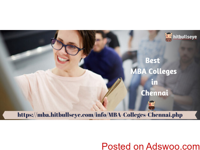 Best Institute for MBA in Chennai - 2/2