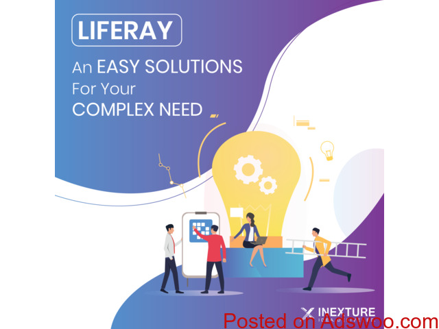 Hire Dedicated Liferay Consultant for your next website, Dalas - USA - 1/1