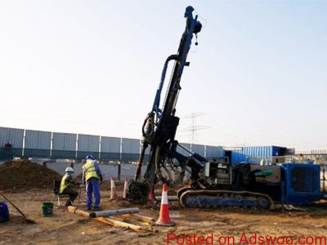 Reasons Why You Should Receive Contracting Services From Universal Piling Company - 1/1