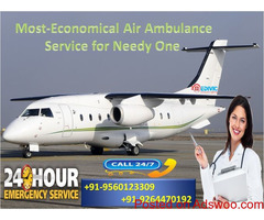 Quick Emergency Transportation by Medivic Air Ambulance in Bangalore