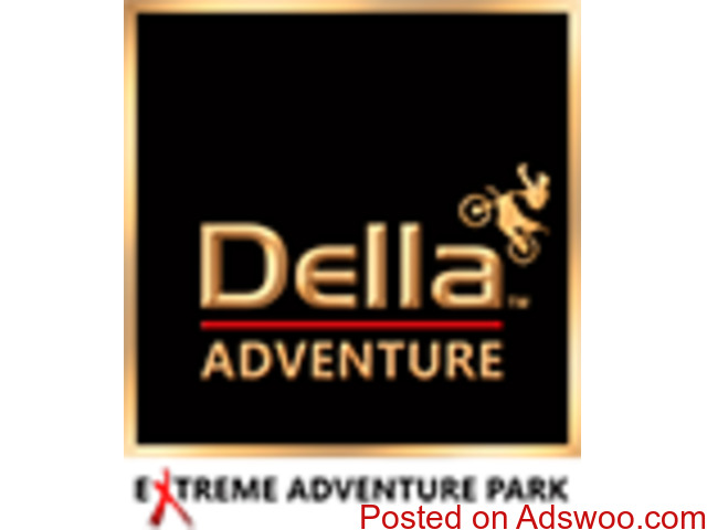 Best Place To Visit Near Mumbai For One Day Trip- Della Adventure Park - 1/1