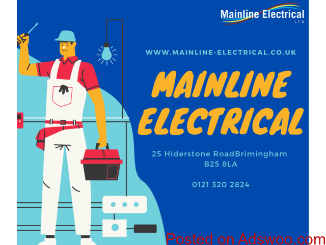 Commercial Electrical | Commercial Electrical in Birmingham - 1/1