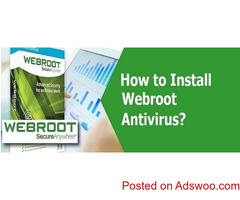 Webroot.com/safe - Install Webroot Secureanywhere
