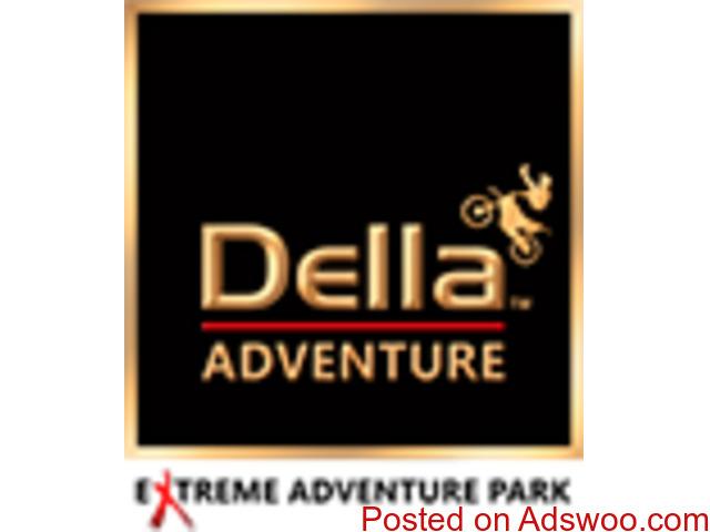 Fun Things To Do In Lonavala | Della Adventure Park - 1/1